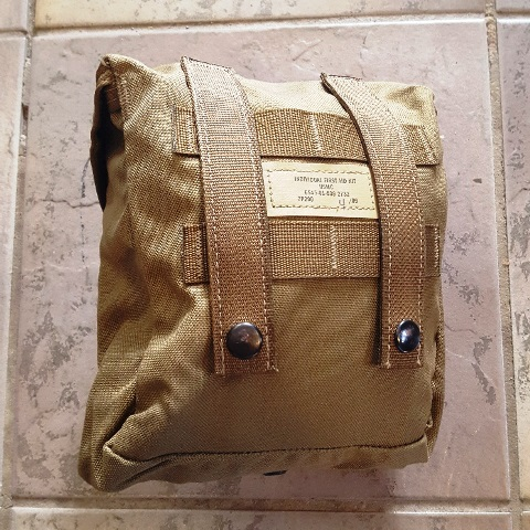 IFAK Pouch Coyote, Army Issue