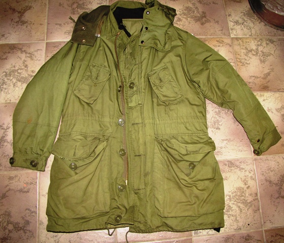 Gortex Jacket
