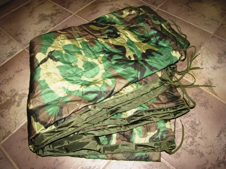 Ranger Blanket Aka Poncho Liners Woodland Army Issue