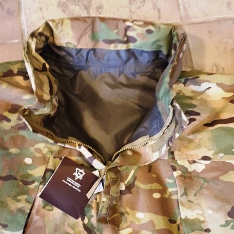 Wet Weather Large Long. OCP Scorpion level 6 GEN III  Jacket Extreme Cold