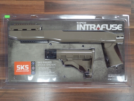 Tapco Intrafuse SKS Stock, Army Issue